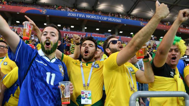 9 de los mejores cánticos de la Copa del Mundo