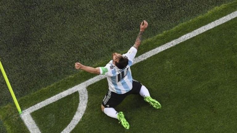 DESAHOGO | Las tremendas declaraciones de Lionel Messi después de ganarle a Nigeria