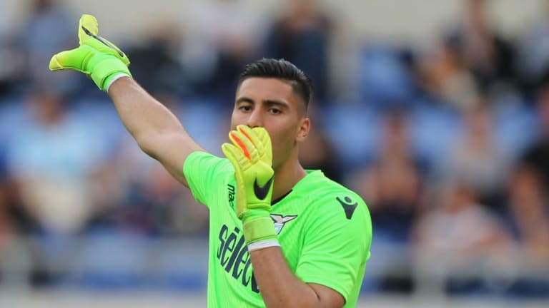 Italian Report Claims Liverpool Interested in £26m Deal for Lazio Stopper