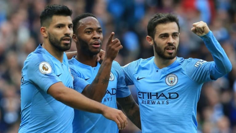 Man City 2-0 Brighton: Report, Ratings & Reaction as Sterling & Aguero Help Citizens Beat Seagulls