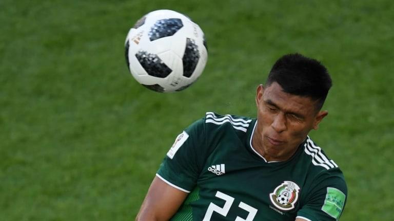NUEVO RÉCORD | Los 5 mexicanos con las tarjetas amarillas más rápidas en los Mundiales