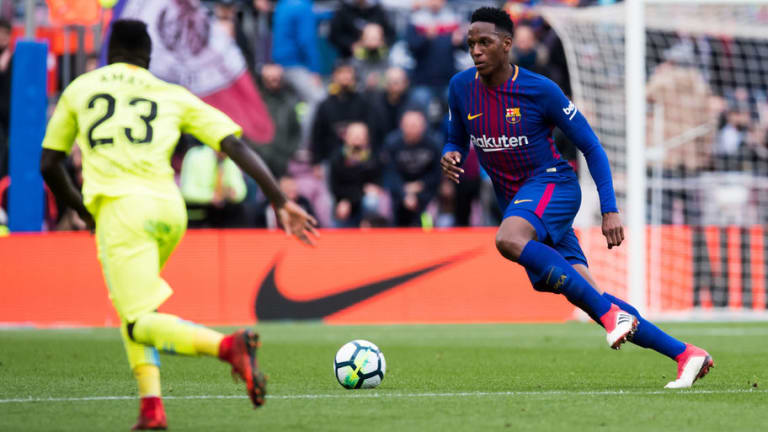 West Ham United Reportedly Eyeing Summer Loan Move for Barcelona Centre Back Yerry Mina