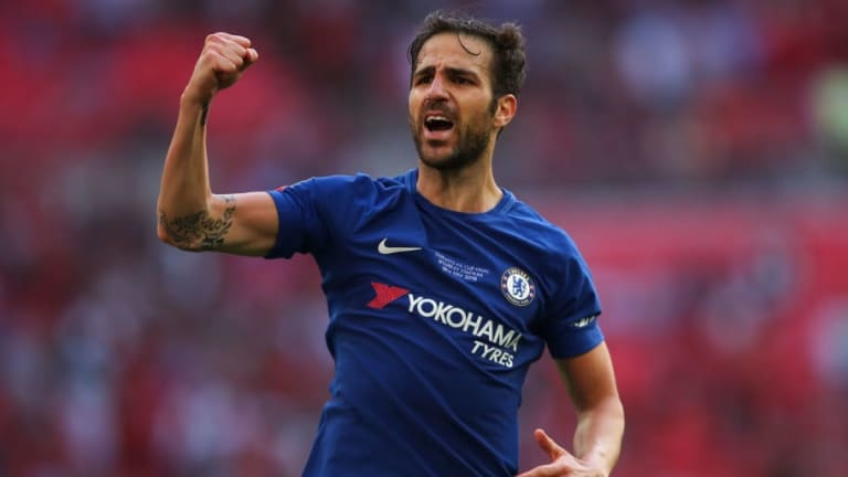 Chelsea Star Cesc Fabregas Opens Up on Highlights of His Career & Hints at Return to Arsenal