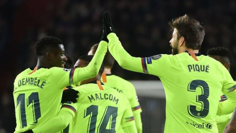 El 1x1 de la sufrida victoria del Barcelona contra el PSV Eindhoven (1-2)