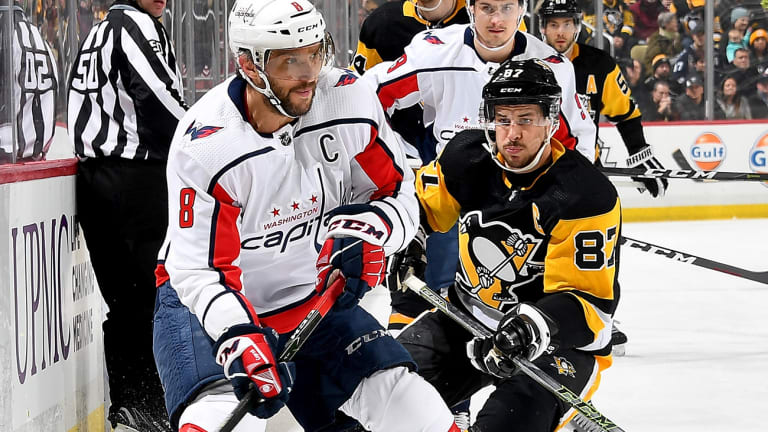 Alex Ovechkin, Capitals Hope This Time Is Different Against Sidney Crosby, Penguins