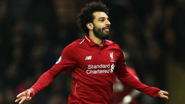 Liverpool Boss Klopp Claims Mohamed Salah 'Is Back to His Best' After Overcoming Shoulder Injury