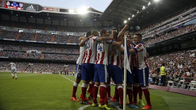 La marca histórica que podría lograr el Atlético de Madrid si no pierde en el Bernabéu este sábado