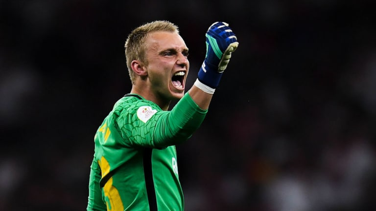 Barcelona Insist Paying €60m Release Clause Is Only Way for Rivals to Land Cillessen