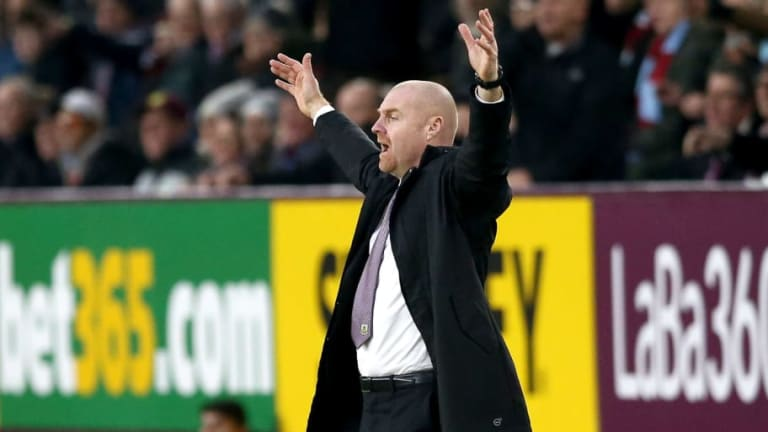 Burnley Boss Sean Dyche Praises 'Professional' Tom Heaton & Thanks Supporters After West Ham Win