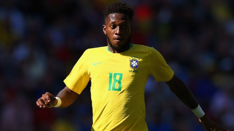 World Cup Winner Explains Why Fred Won't Be a Man Utd Flop Like Kleberson & Anderson