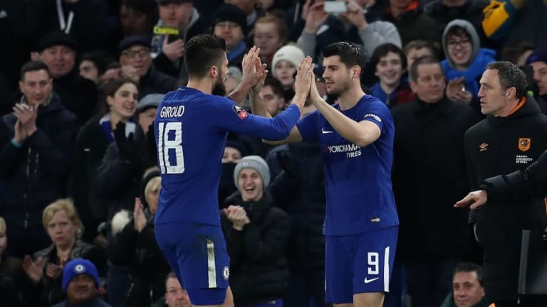 Chelsea Boss Willing to Offload Two Strikers in Order to Make Way for Juventus Forward