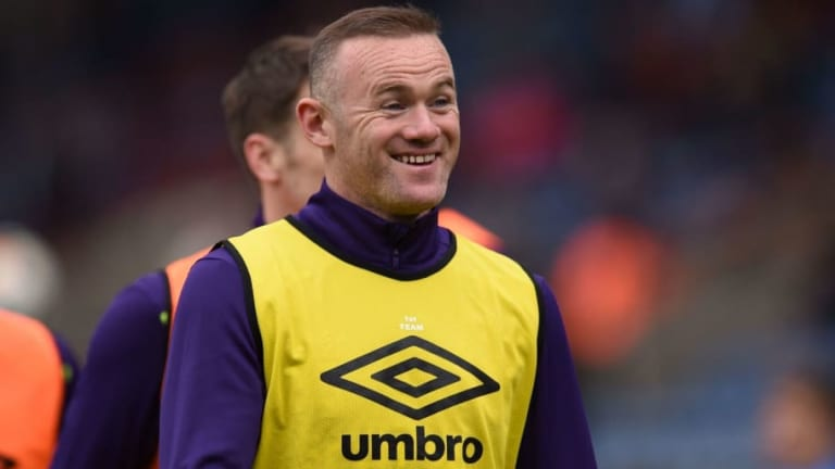 Report Reveals Everton Forward Wayne Rooney Will Sign for MLS Side DC United on Tuesday