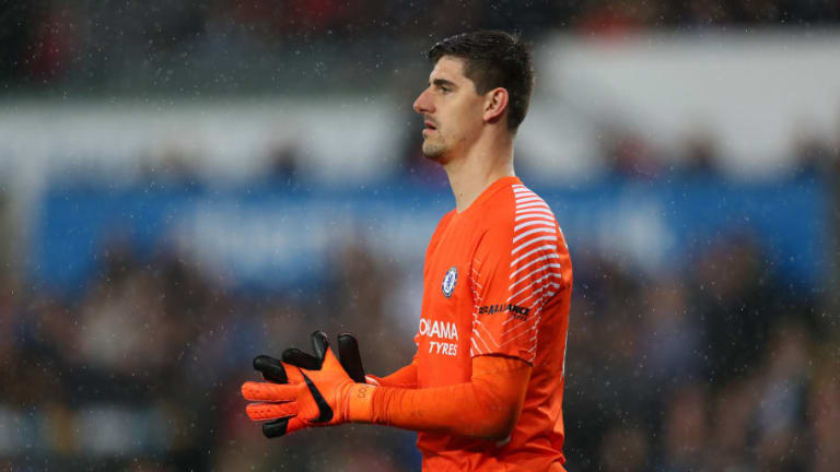 Liverpool Enter Race for Thibaut Courtois as Hunt for Loris Karius Replacement Continues