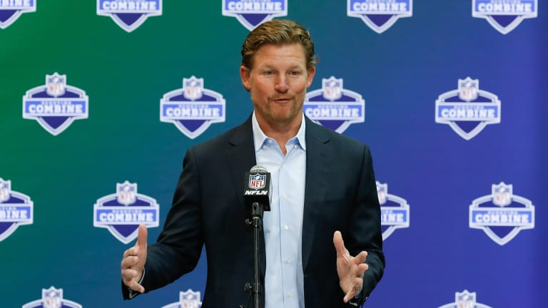 Les Snead on the Rams Action-Packed Offseason