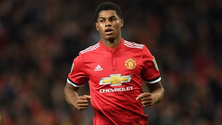 Marcus Rashford Reveals the Hardest Thing About Being a Young Player at Man Utd