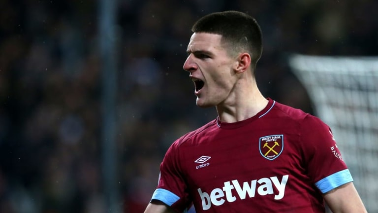 Declan Rice Signs Massive New Long-Term Contract at West Ham