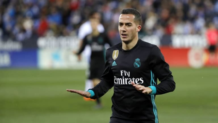 Liverpool & Milan Clubs Join Arsenal in the Hunt for Real Madrid Winger Lucas Vazquez