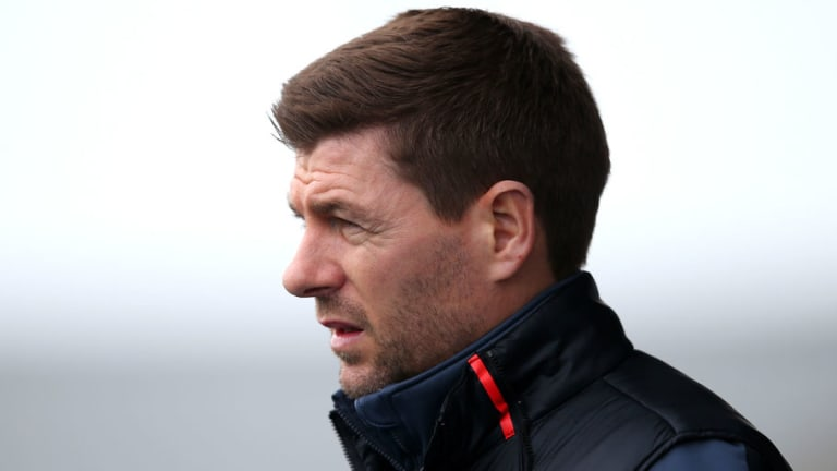 Liverpool Legend Steven Gerrard Lifts the Lid on How Different Management is to Playing
