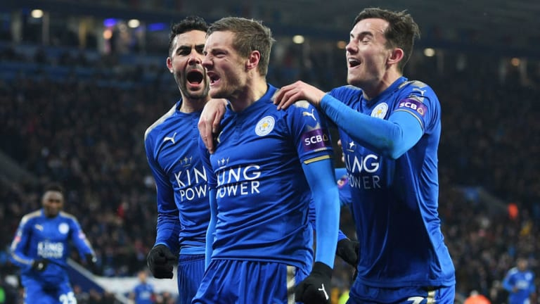 Report Claims Leicester City Are Set to Agree New Kit Deal With Adidas This Summer