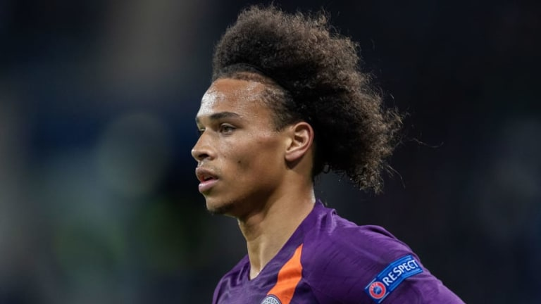 Man City to Open Contract Talks With Leroy Sane After Player's Return to Form