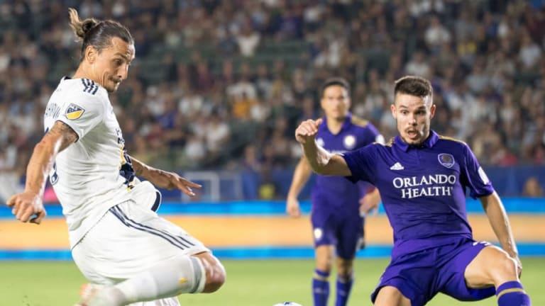 LETAL: Zlatan Ibrahimovic está colocando un promedio récord de goles y asistencias en la MLS