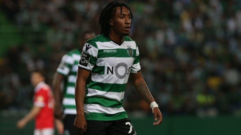 Liverpool & Arsenal Handed Major Boost In Pursuit of Gelson Martins By Portugal Star's Agent