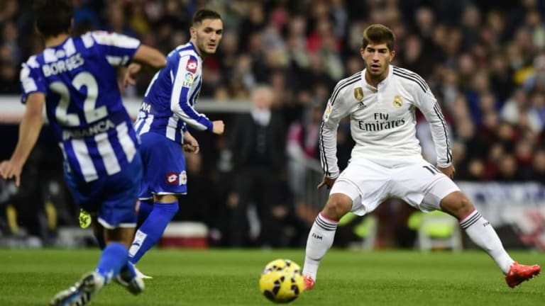 Real Madrid Midfielder Set for Short-Term Move to Domestic Rivals After Returning From Loan
