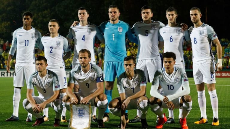 England to Play Behind Closed Doors in Nations League Away Game Against Croatia