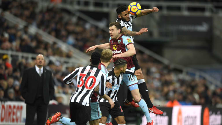 Newcastle 1-1 Burnley: Magpies Rue Missed Chances After Anti Mike Ashley Protest