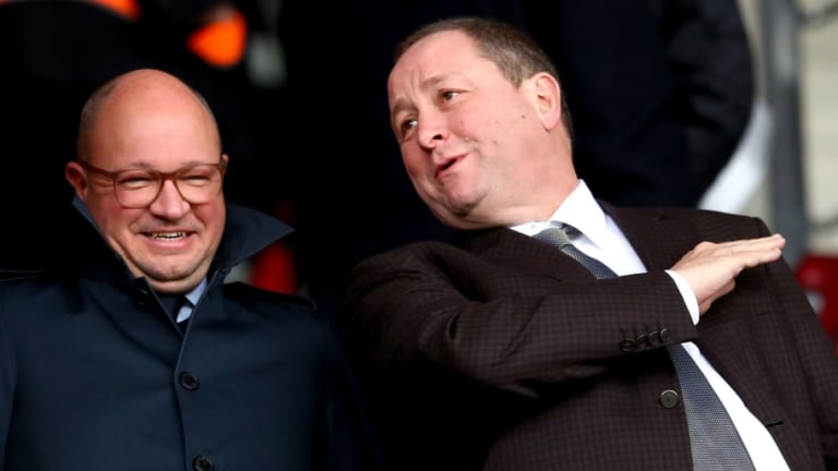 Newcastle Owner Mike Ashley Wants New Deal for Vital Member of Staff Signed by January