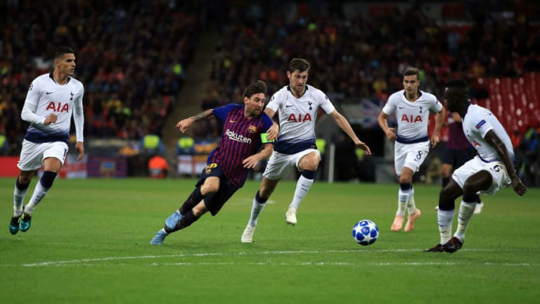 Pundit Tony Cascarino Blasts Tottenham Duo After Barcelona Dismantle Spurs in Champions League