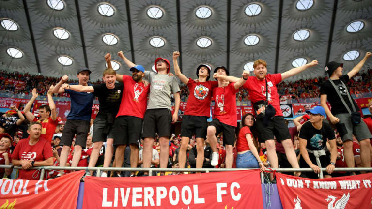 VIDEO: Section of Liverpool Fans Heckle Manchester United Star Upon Arrival at UCL Final in Kiev