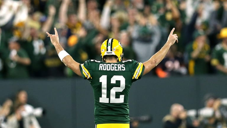Aaron Rodgers' Magic Caps a Wild First Sunday