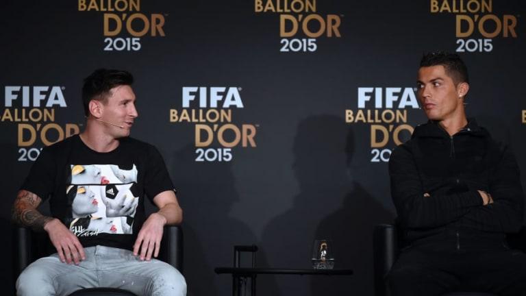 REVELADO   El nuevo trofeo creado por France Football del que Messi y Ronaldo serán jurado