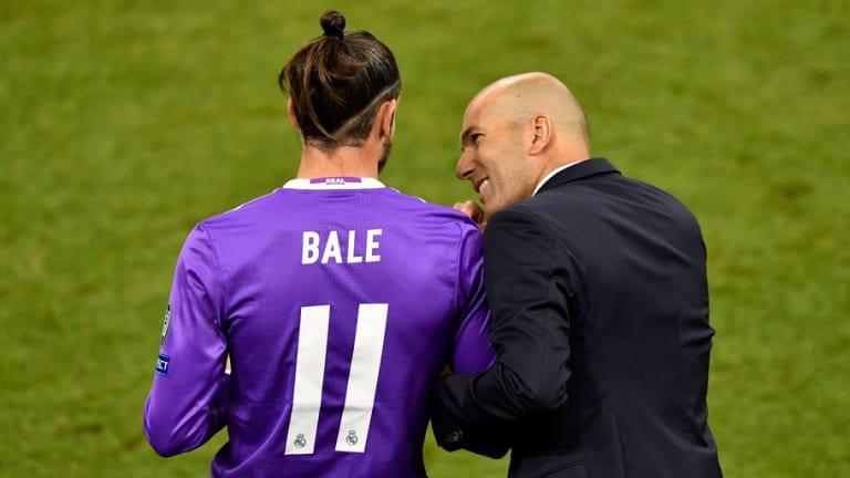 ¿Se va Bale del Madrid? | Zidane responde a la prensa