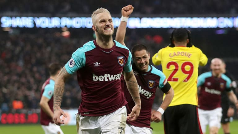 'I Don't Get Why They Don't Like Me': West Ham's Arnautovic Puzzled Over Mixed Fan Support