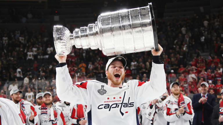 Capitals Re-Sign John Carlson to $64M, Eight-Year Deal