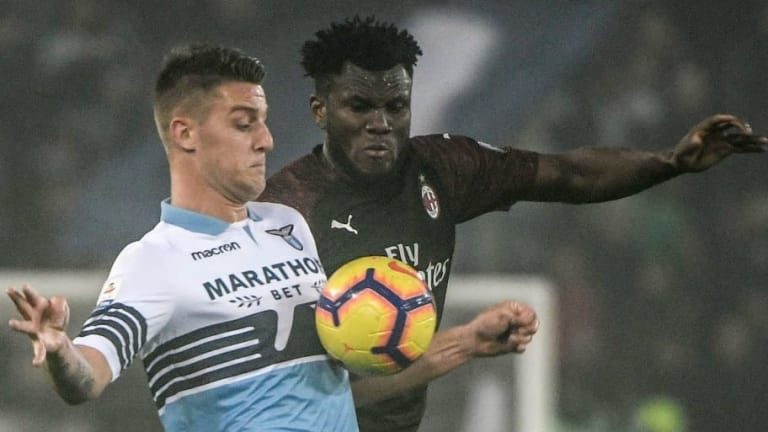 Lazio 1-1 AC Milan: Report, Ratings & Reaction as Rossoneri Concede Late to Draw in Rome