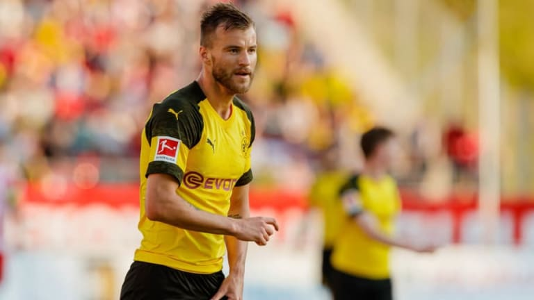 Why Andriy Yarmolenko's Departure Could Be Borussia Dortmund's Best Summer Business