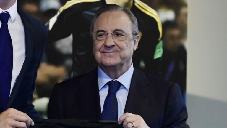El cheque que tiene preparado Florentino para dar el último golpe del mercado