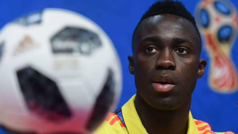 'I'll Do My Best to Stop Him': Spurs' Davinson Sanchez Relishing World Cup Duel With Harry Kane