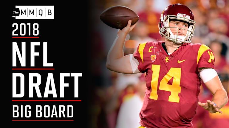 The 2018 NFL Draft Big Board, Vol. 2