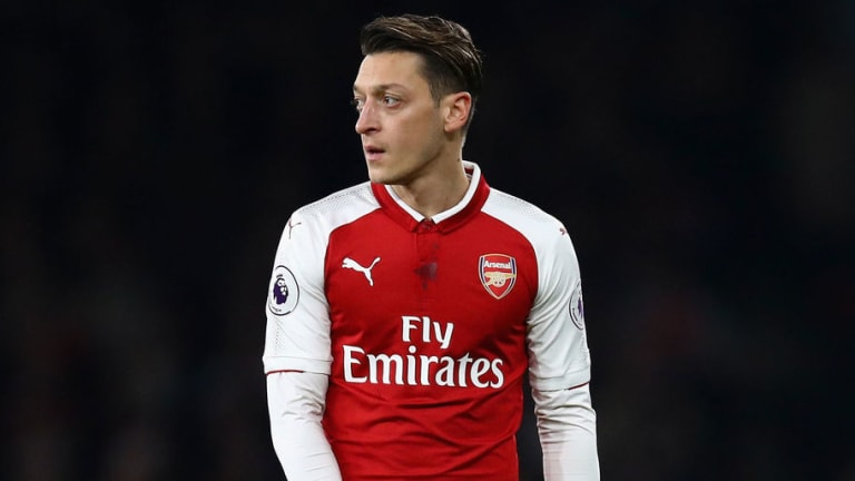 Stats Reveal Just How Creative Mesut Ozil Has Been as Arsenal Prepare to Announce New Deal