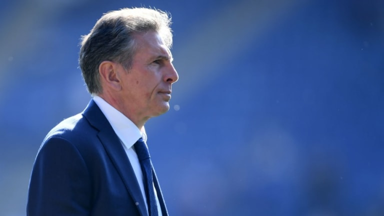 Leicester City Announce Departure of Assistant Manager in Backroom 'Restructure'