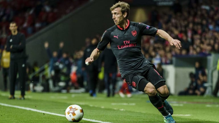 Real Sociedad Begin Ambitious Attempt to Sign Arsenal Left-Back Nacho Monreal