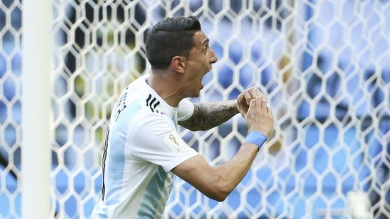 SUBIDO DE TONO | El mensaje de la esposa de Di María tras la eliminación de la Selección Argentina