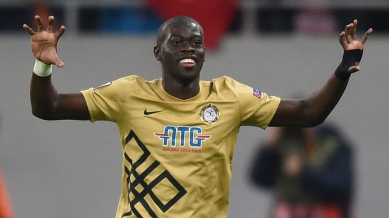 Stoke Announce Deadline Day Signing of £14m Senegalese Midfielder Badou Ndiaye