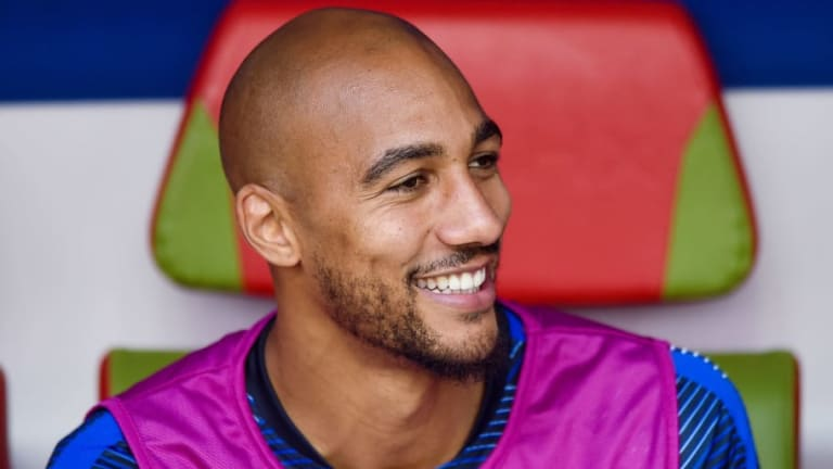 'Good News': Arsenal Fans Respond to Sevilla's Steven N'Zonzi Submitting Transfer Request