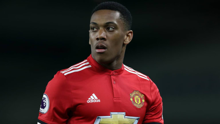 Tottenham Shortlist Man Utd Forward as Top Priority With Club Searching for Reinforcements