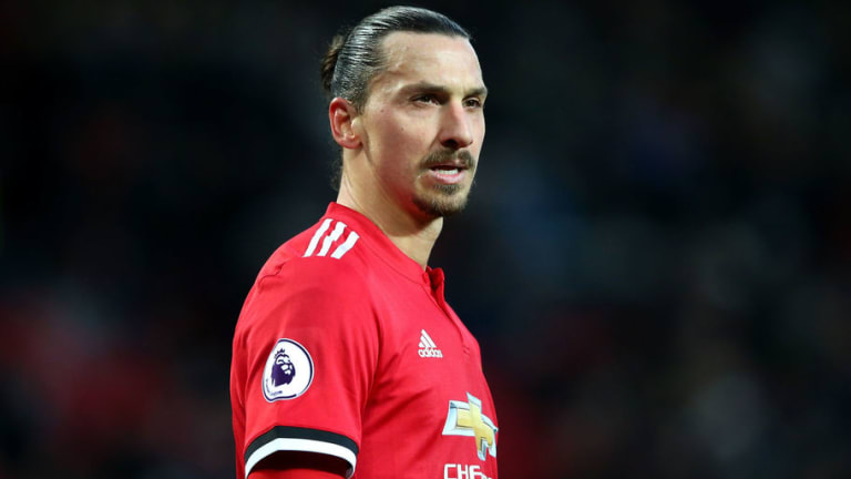 OFFICIAL: LA Galaxy Announce Signing of Former Manchester United Star Zlatan Ibrahimovic